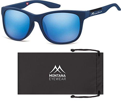 Revo Black Multicolore Multicoloured Montana Blue Soleil Lunettes Blue Mixte de xnfUAB