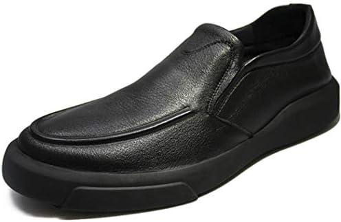 ウォーキングシューズ メンズ 軽量 パーティー スリッポン ビジネスシューズ 低反発 靴 紳士靴 脚長くつ メンズ ドレープ スーツ用 個性的 サラリーマン シークレットシューズ 背が高 メンズ アウトドア
