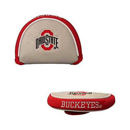 - Team Golf USA Ohio State University Buckeyes Mallet Putter Cover (Team Color)