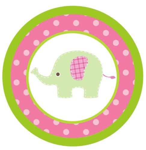 Little Elephant Edible Topper Decoration product image