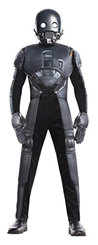 Rubie's Rogue One: A Star Wars Story Child's Deluxe K-2SO Costume, (Party City Halloween Costumes For Boy)