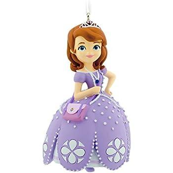 Hallmark Disney Junior Sofia the First Christmas Ornament