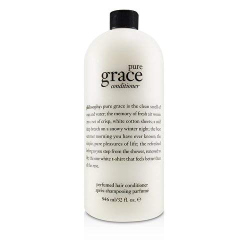 Philosophy Pure Grace Perfumed Conditioner - Limited Edition Luxury Size - 32 fl. oz 946 ml