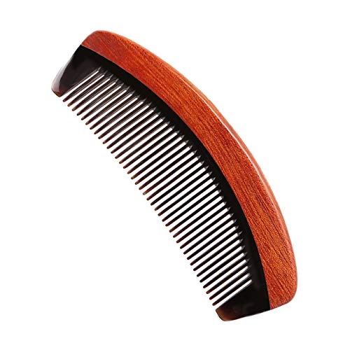 Fine Tooth Wooden Hair Comb product image