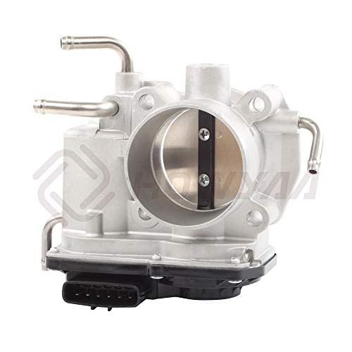 Howyaa 22030-28070 Throttle Body Assembly Fit for 10-12 Lexus 07-10 Scion tC Toyota Camry CE LE