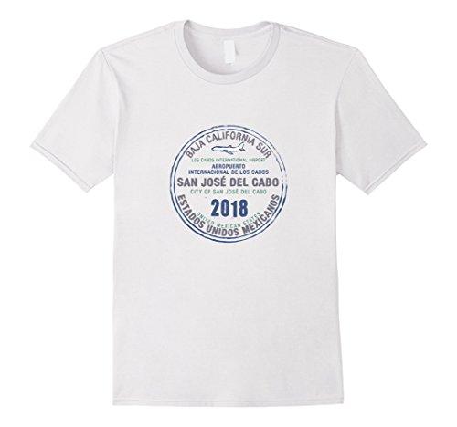 San Jose del Cabo 2018 Passport Stamp Vacation Travel Tee