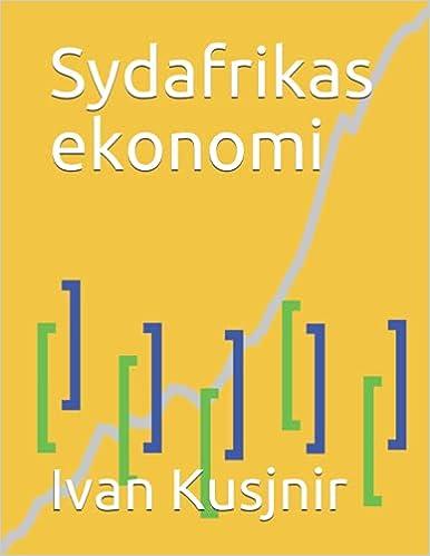 Sydafrikas ekonomi
