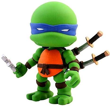 Teenage Mutant Ninja Turtles Wave 1 Leonardo 3 Vinyl Mini ...