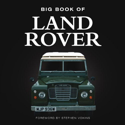 big-book-of-land-rover-big-books