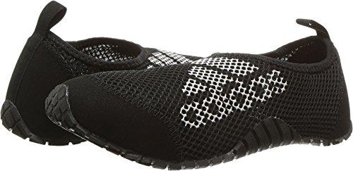 adidas outdoor Unisex KUROBE K, Black/Grey ONE, 5 Medium Youth US Big Kid