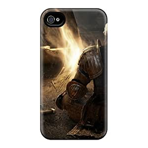 Flexible Tpu Back Case Cover For iphone 6 - Dark Souls