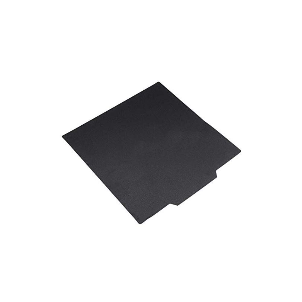 A+B for 3D Printer Hot Bed Befenybay Metal Plate Upgrade Flexible Removable Magnetic Build Surface 220 x 220mm