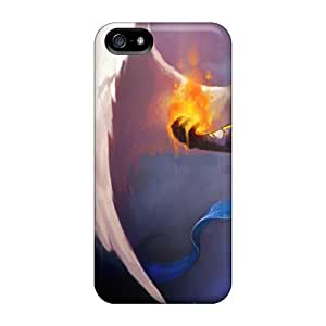 Premium Durable Kayle Fashion Tpu Iphone 5/5s Protective Case Cover