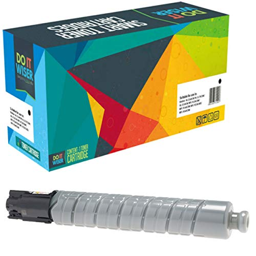 le Toner Cartridge Replacement for Ricoh MP C307 MP C306 MP C406 MP C407   842091 (Black) ()