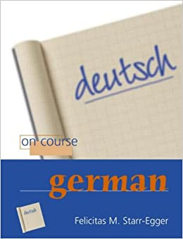 Book On Course German: Student Book