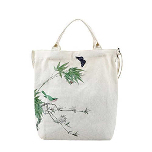 Shoulder Bags,Women's Fashion Casual Cartoon Cats Printed Beach Bag Canvas Tote Large Size Shopping Handbags Femme Bags Tote Bag Travel Bag Messenger Bag B