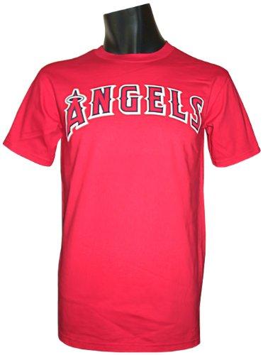 Majestic Athletic Majestic Adult Mlb La Angels Of Anaheim Logo T-Shirt X-Large