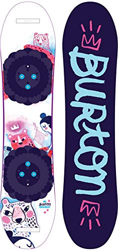 Burton Chicklet Snowboard Kid's Sz 90cm (Burton Chicklet Snowboard)