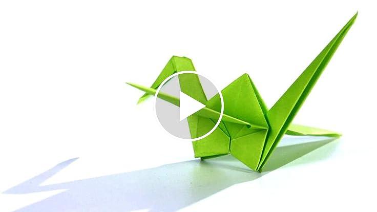 origami de animales como hacer un delfin de papel delfin