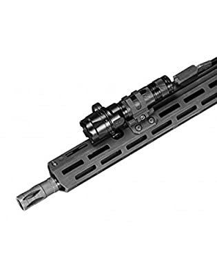 "AIM Sports 1"" 45° Offset M-Lok Light/Laser Mount"