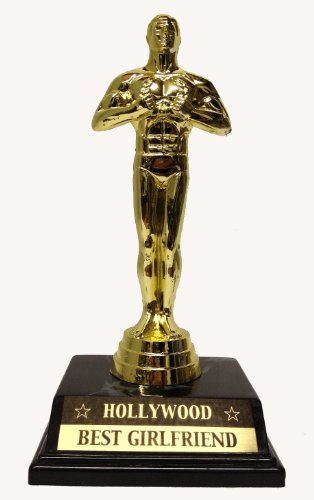 oscar statuette for your loved one