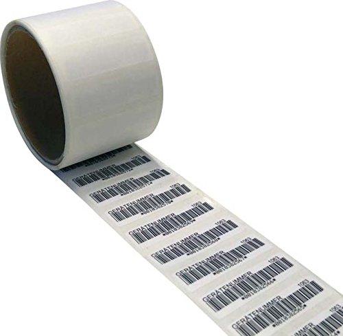 Beha-Amprobe Aufkleber 1063D Barcode-Aufkleber 1036D, 2389952 Beha Amprobe