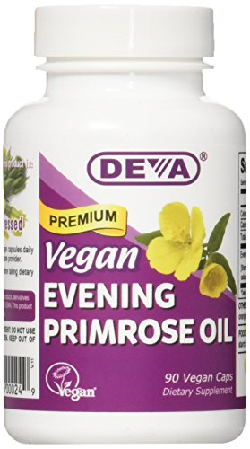 Cheap Deva Nutrition Evening Primrose Oil Vcap, 90 Count