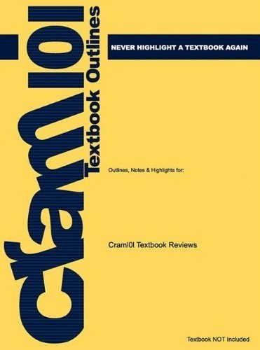 (Outlines&Highlights) Counseling the Culturally Diverse : Theory and Practice 4th Edition
