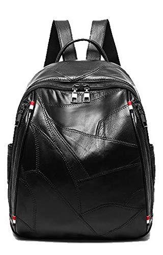 Sacs TSFBG182576 Noir Voyage Noir Dacron AalarDom Femme Fête bandoulière Zippers à nfOx6pX