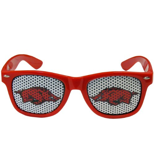 (NCAA Arkansas Razorbacks Game Day Shades)