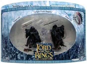 Lord of the Rings Exclusive Twilight Ambush at Weathertop - SDCC Comic Con Armies of Middle Earth Figure Set