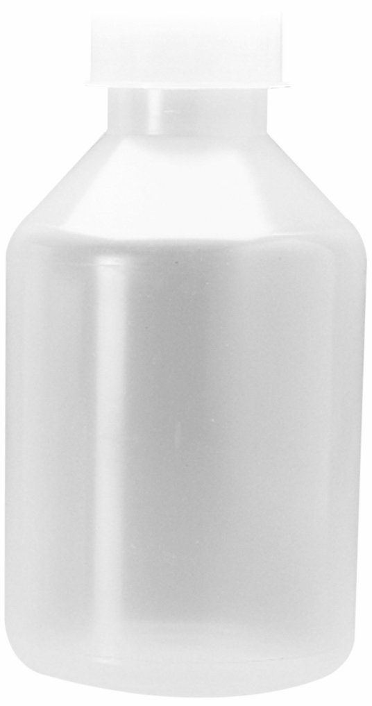 Thomas Polypropylene Wide Mouth Bottle with Screw Cap, 4oz Capacity (Pack of 20) Thomas Scientific V101589TS