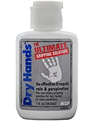 "Dry Hands ""The Ultimate Gripping Solution"" All-Sport Topical Lotion- 1 Ounce"