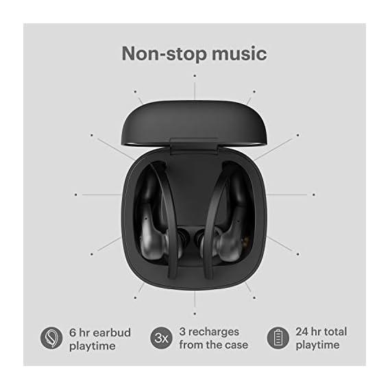 Noise Shots Rush Truly Wireless Headphone - Charcoal Grey