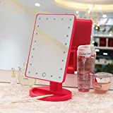 MQB LED Lighted Makeup Mirror, Lighted Vanity