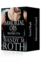 Immortal Ops Box Set (Books 5-6)