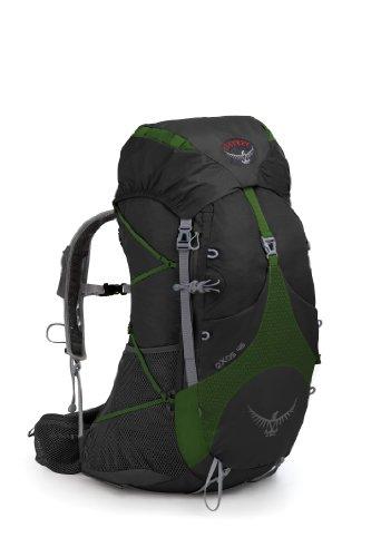 Osprey Exos 46-Litre Backpack (Jungle Green, Small), Outdoor Stuffs