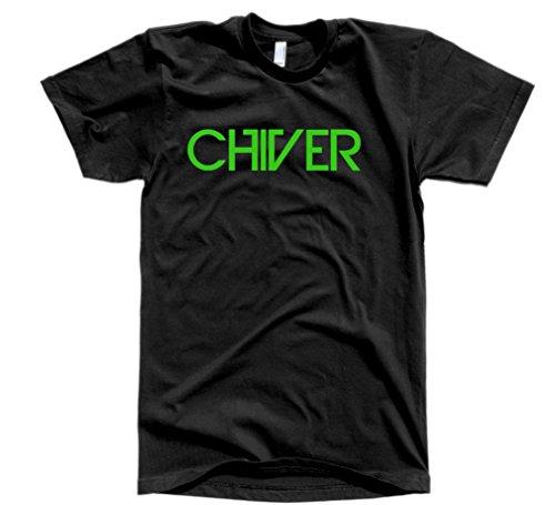 Chiver T-shirt (Large, Black.)