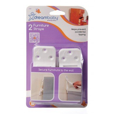 Dreambaby® 2-pk. Furniture Straps