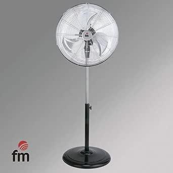F.M. Ventilador Semi Industrial de pie 90W FP-45: Amazon.es ...