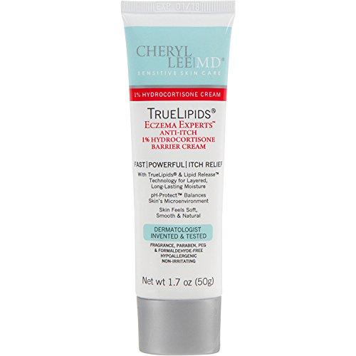 TrueLipids Eczema Experts Anti-Itch 1% Hydrocortisone Barrier Cream