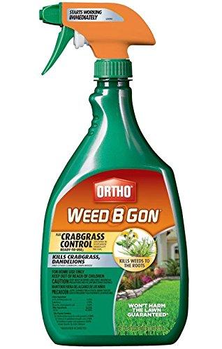 Weed-B-Gon Max Crabgrass & Weed Killer Ortho Weed B-gon