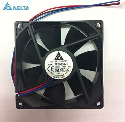 for delta afb0924hh 929225MM 9025 24v 0.25A DC Brushless Fan Cooling Fans