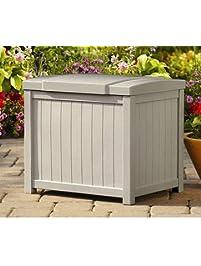 Deck Boxes Amazon Com