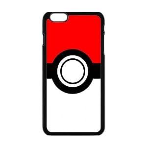 ORIGINE Pokemon Pokeball Cell Phone Case for Iphone 6 Plus