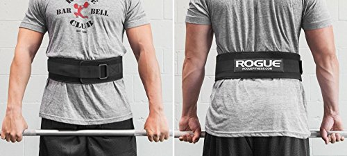 Rogue Fitness Rogue 4 Nylon Weightlifting Belt and Weightlifting Belt