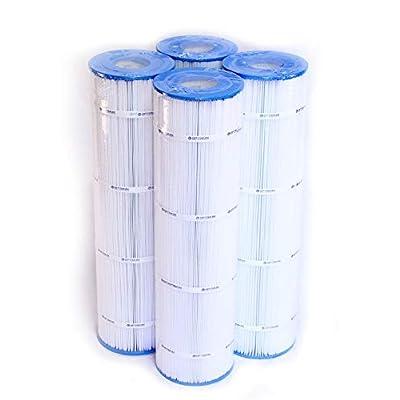 Pool Filter 4-Pack, Replaces CX875XRE, Unicel C-7489, Filbur FC-1275, Pleatco PA112 Filter Cartridges : Garden & Outdoor