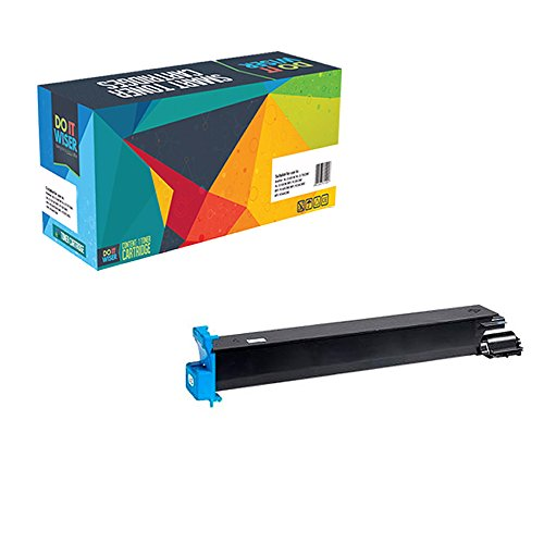 Do it Wiser Compatible Toner for Konica Minolta Bizhub C250 C252 - 8938-510 - Cyan 12,000 (Bizhub C250 Cyan Toner)