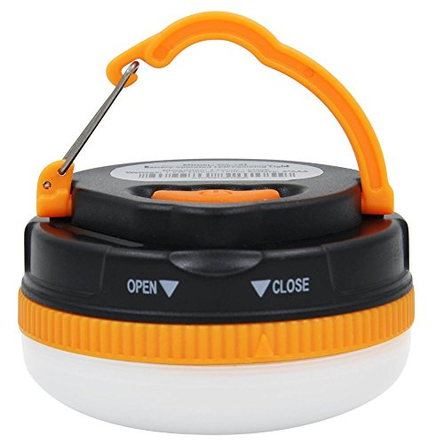 Camping Lantern Emergency Light Battery Powered