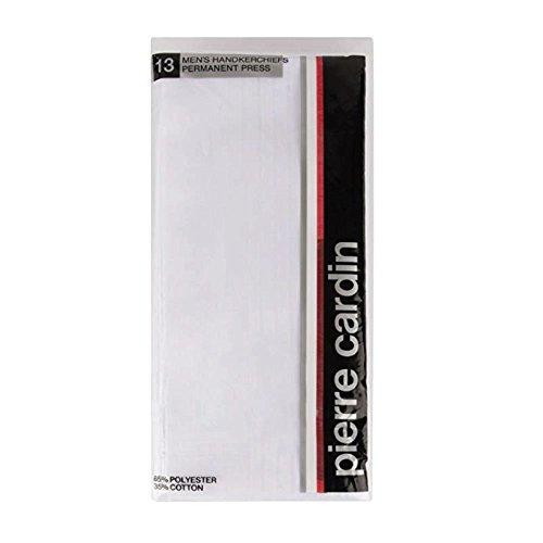 Pierre Cardin Handkerchief 13 Pack Permanent Press by Pierre Cardin